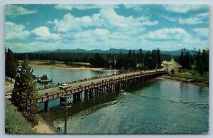 Fishing Bridge, Lake Outlet Yellowstone National Park, WY