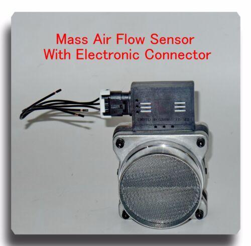 Mass Air Flow Sensor Fits W// Connector:Buick Cadilla Chevrolet GMC Isuzu Pontiac