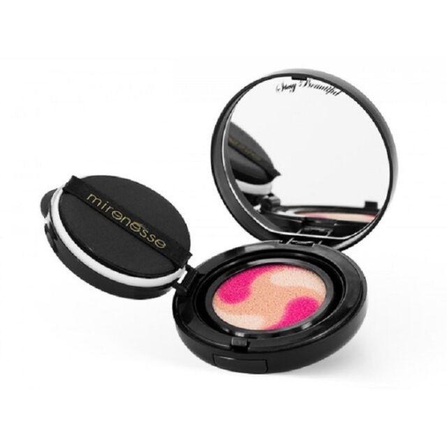 Mirenesse 10 Collagen Cushion Custom Liquid Colour Lift & Tint Blush - Peony