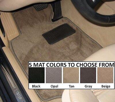 1996 2002 Bmw Z3 Floor Car Mats 2 Piece Fronts Custom Mat