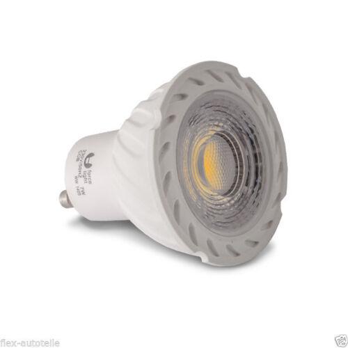 LED Spot Halogenspot Halogenlampe Strahler Leuchtmittel GU10 COB 7W