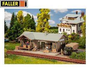 Faller-H0-131389-Haltepunkt-NEU-OVP