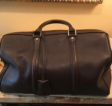 LOUIS VUITTON VEAU CACHEMIRE SOPHIA COPPOLA SPEEDY~CHOCOLATE BROWN~STUNNING