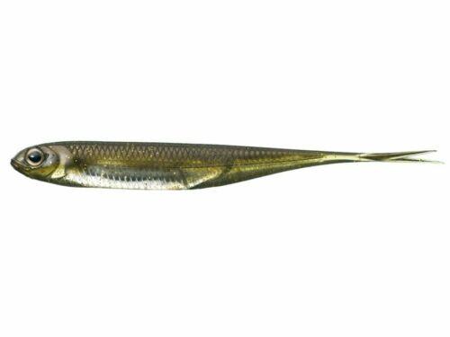 """Fish Arrow Flash-J Split 4/"""" 10cm 6pc Leurre souple Prédateurs NEUF 2019"""