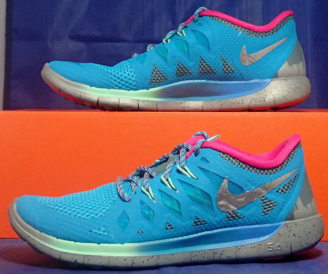 Womens Nike Free 5.0 DB Run SZ 8.5 ( 728651-400 )