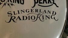 Radio King Slingerland 40's Vintage Logo Replacement