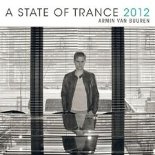 ARMIN VAN BUUREN - A STATE OF TRANCE  2012  NEW & SEALED ARMADA