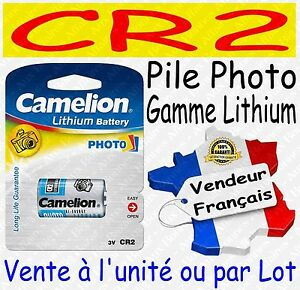 Piles-Photo-Lithium-3V-CR2-DLCR2-EL1CR2-CR17335-vente-a-l-039-unite-ou-par-lot