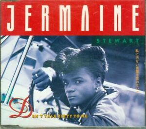 Jermaine-Stewart-Don-039-T-Talk-Dirty-To-Me-4-Tracks-Cd-Eccellente
