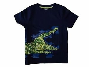NWT Boy/'s Gymboree Hop n/' Roll bulldog dog short sleeve shirt ~ 4 FREE SHIP