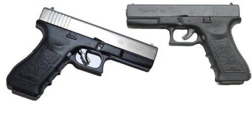 REPLICA BRUNI G17 NERO//SILVER 8//9mm