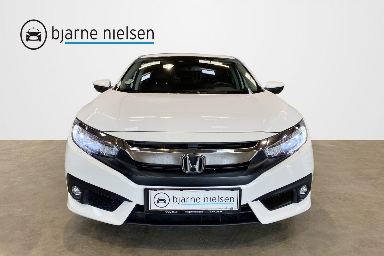 Honda Civic 1,5 VTEC Turbo Executive CVT - billede 6