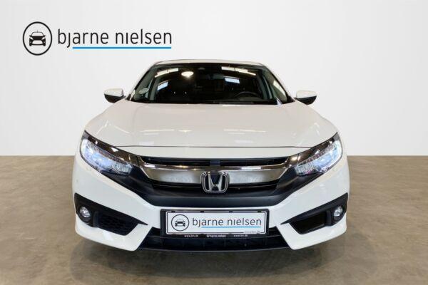 Honda Civic 1,5 VTEC Turbo Executive CVT billede 6