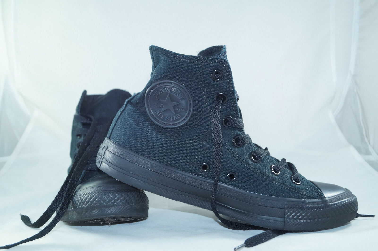 Converse Chuck Taylor All Star High Tops Gr  39 Schwarz
