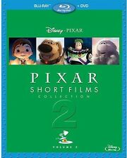 Pixar Short Films Collection, Vol. 2 [2 Discs] [ (2012, Blu-ray NEUF) BLU-RAY/WS