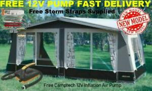 SIZE 13 NEW 2020 CAMPTECH KENSINGTON FULL AIR INFLATABLE ...