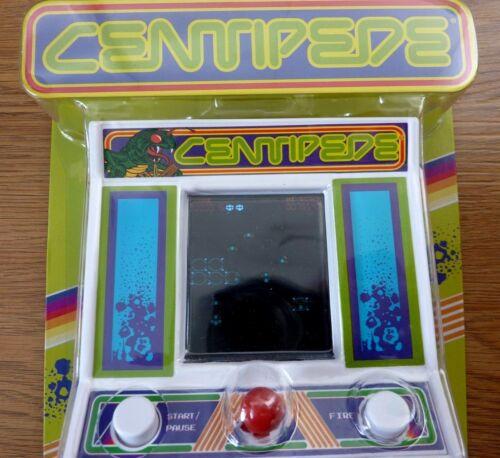 Centipede Retro Mini Arcade Handheld Game by Basic Fun
