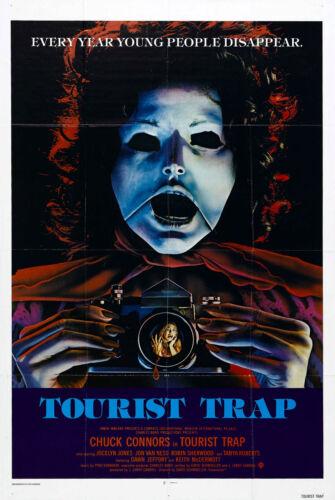 Movie Poster Tourist Trap 1979
