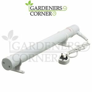 Image is loading Hydroponics-Smart-Gro-Grow-Room-Tube-Heater-Mountable-  sc 1 st  eBay & Hydroponics Smart Gro Grow Room Tube Heater Mountable Heating 80w ...