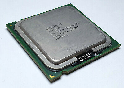 Socket 775 Intel Celeron D 331 2.667 GHz 2.66GHZ//256//533 SL8H7