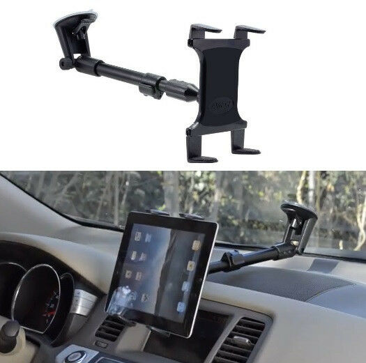 360 Car DASHBOARD Windshield Mount Holder Stand for IPAD MINI 3 2 OTTERBOX CASE