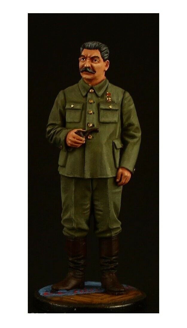 Exclusive lead soldier,Stalin I.V.,hand painted,detailed Elite Tin