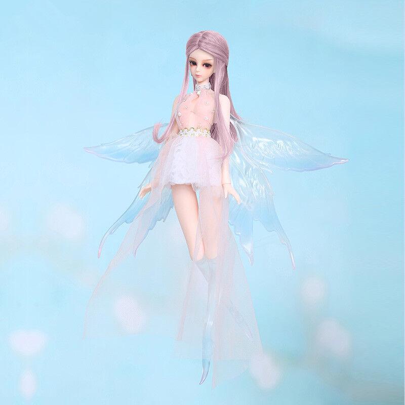 1 6 BJD SD muñeca de la muñeca para Soom Asis libre de cara maquillaje + Gratis Ojos-versión de fantasía