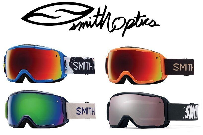 Smith Optics Grom Youth Snowboard   Ski Goggles, Many colors, Brand NEW