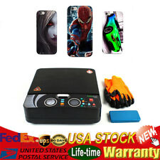 Lcd 3d Sublimation Vacuum Heat Transfer Press Machine Kit For Phone Case 400w