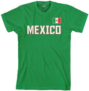 Image is loading Threadrock-Men-039-s-Mexico-National-Team-T- 9dc8be00d