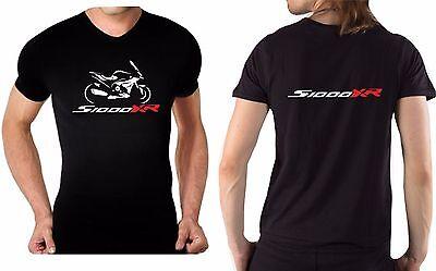 T-shirt maglia per moto BMW S1000XR tshirt S 1000 XR maglietta