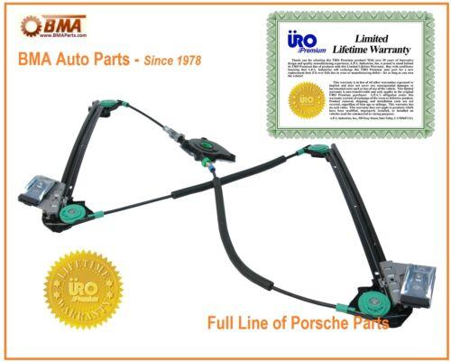 1997-05 Porsche RH Window Regulator,Boxster /& 911 LIFETIME WARRNTY 99654207604