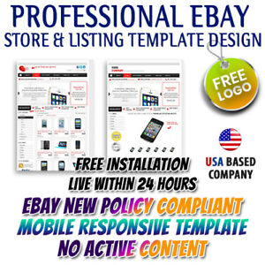 eBay-Store-Template-Mobile-Responsive-Listing-Auction-Templates-2019-Policy