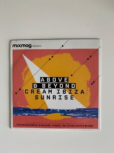 Mixmag-Pres-Cream-Ibiza-Sunrise-Mixed-by-Above-amp-Beyond-2011-CD-VERY-RARE