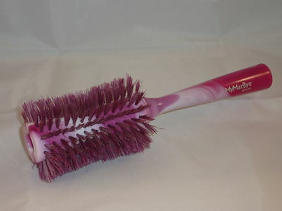 Marilyn Pink Bristle Hair Brush 70mm Diametre