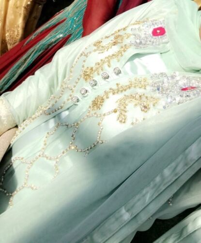 Asian MehndiWeddingWalima dress in excellent condition