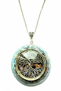 craft-necklace-Orgone-Orgonite-pendant-Tree-of-Life-Amethyst-Lapis-Lazuli