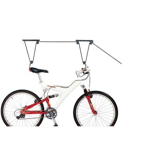 """Fahrradlift Bikelift mit /""""Flaschenzug/"""" für Pflege Wartung Fahrradhalterung"""
