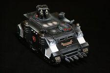 Razorback Black Templar Space Marine Warhammer 40k Games Workshop Pro Painted