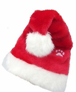 c18203364 Details about Santa Hat Holiday Christmas Outward Hound Pet Puppy Paw Dog  Costume Accessory