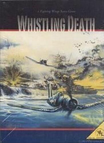 Clash Of Arms Wargames Whistling Death Fighting Wings Pacific WWII New In Zip