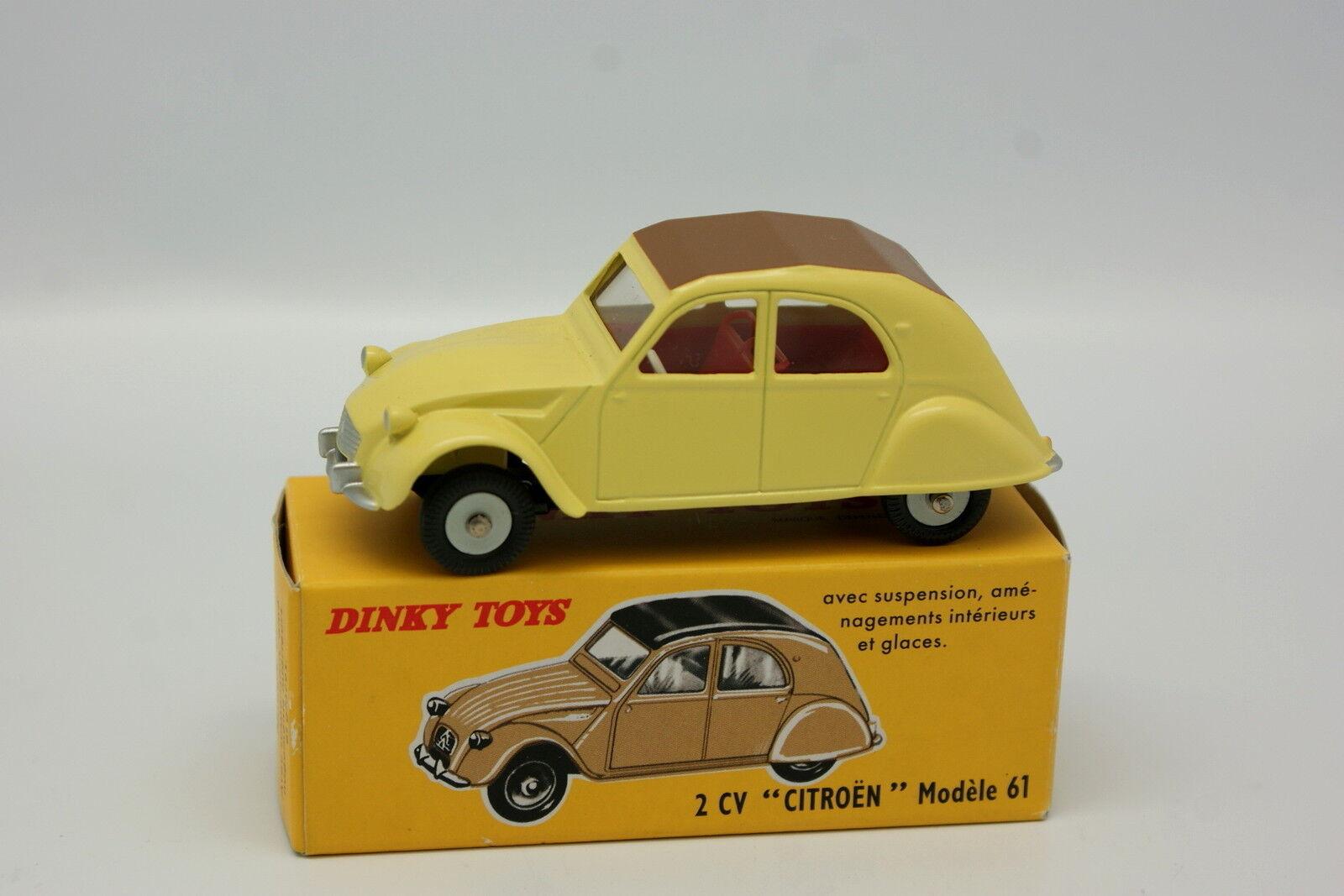 Dinky Toys Atlas 1 43 - - - Citroen 2CV 61 23daa6