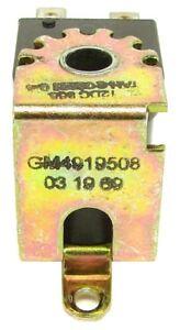 1969 Camaro Rally Sport Headlamp Washer Pump Coil Dated 3-19-69