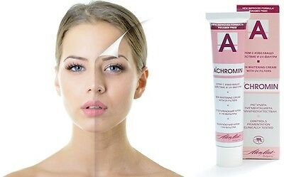 TOP-Skin-Whitening-Cream-Achromin-45ml-Dark-Age-Spots-And-Freckles  TOP-Skin-Whitening-Cream-Achro