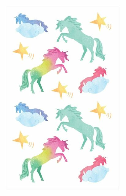 """Grossman/'s 2 sheets per pack 2/"""" x 6.5/"""" 24423 Magical Party Hats Stickers by Mrs"""