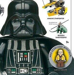 Lego Star Wars, Den Store Bog om Star Wars med Exclusive