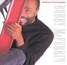 Bobby McFerrin~Simple Pleasures~CD~MINT CONDITION~Fast 1st Class Mail