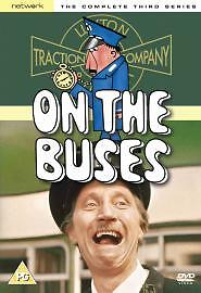 1 of 1 - On The Buses - Series 3 (DVD, 2006, 2-Disc Set)