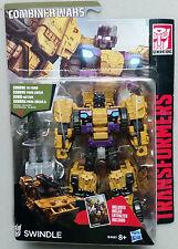 """Hasbro Transformers Combiner Wars - Swindle - Action Figure - 5"""""""
