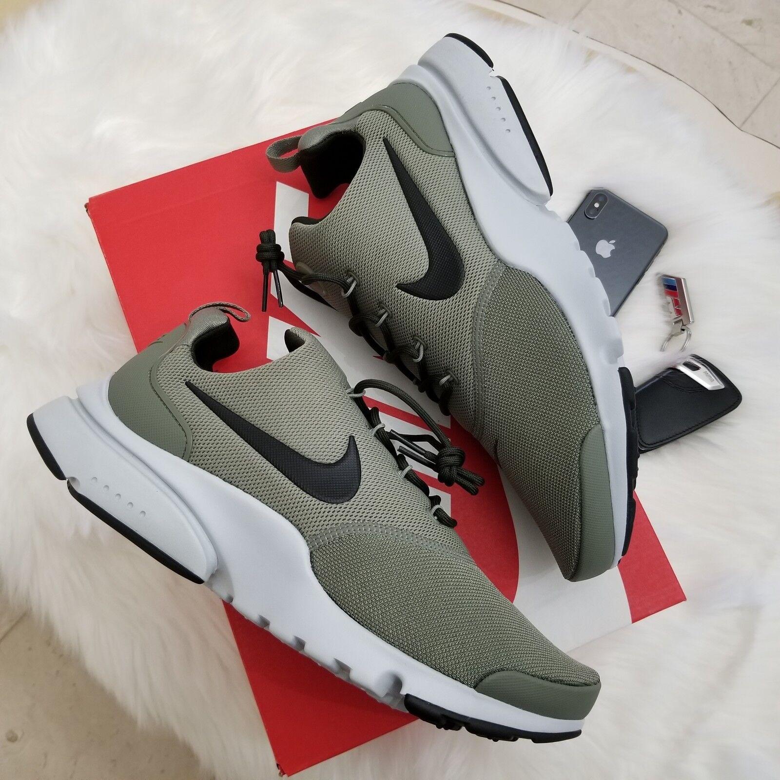 Nike Presto Fly Men's Shoes Dark 10 Stucco Men's Shoes Size 10 Dark Style 908019 011 58a19b